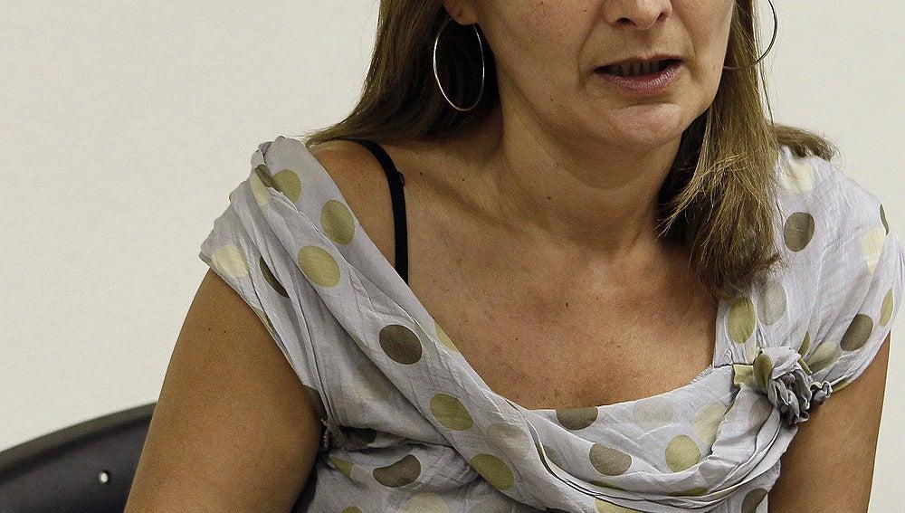 Mari Luz Rodríguez, secretaria de empleo