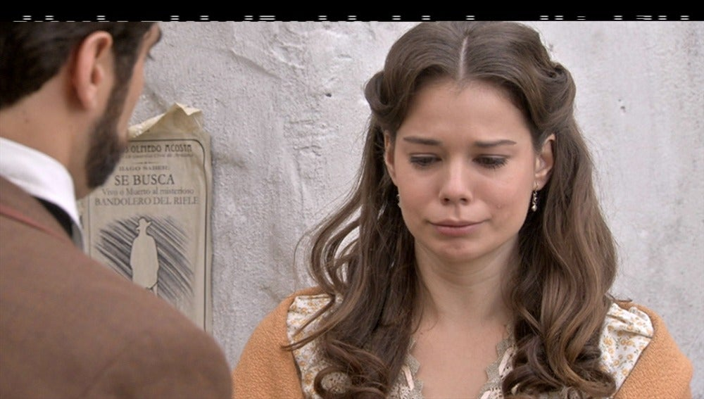 Inés, rechazada por Mario