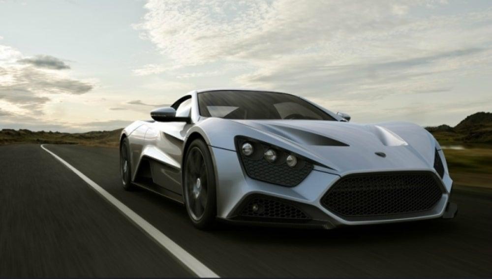 Zenvo presenta el 'súper coche' del millón y medio de eurosZenvo presenta el 'súper coche' del millón y medio de euros