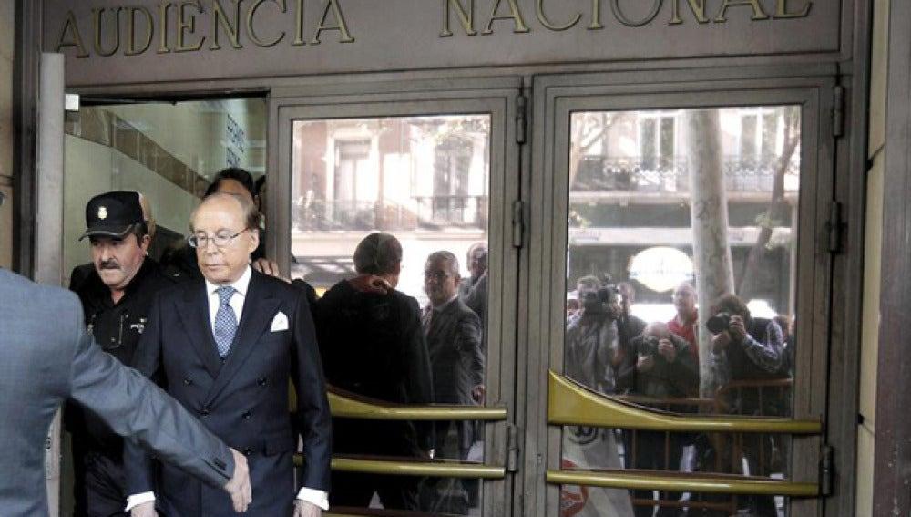 Los Ruiz Mateos declaran en la Audiencia Nacional