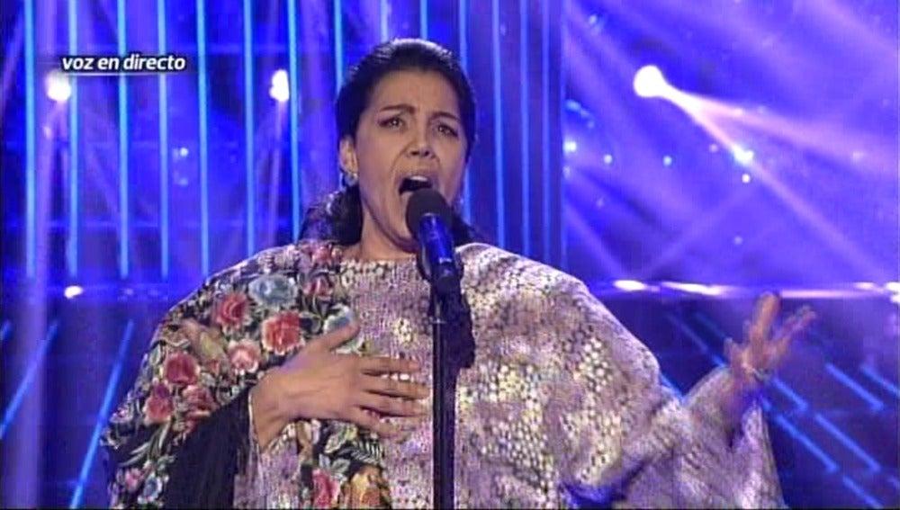 Gala 9 | Toñy Salazar imita a Falete