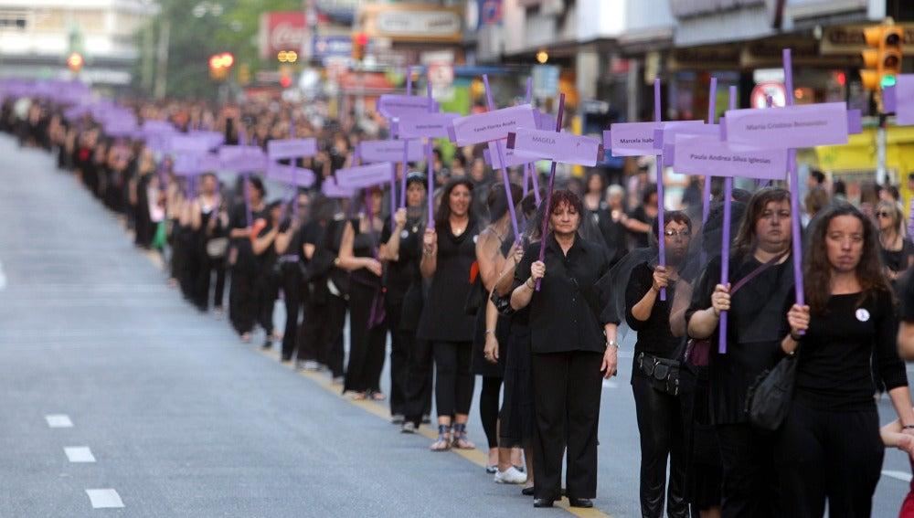 Día contra la Violencia de Género (25-11-2011)