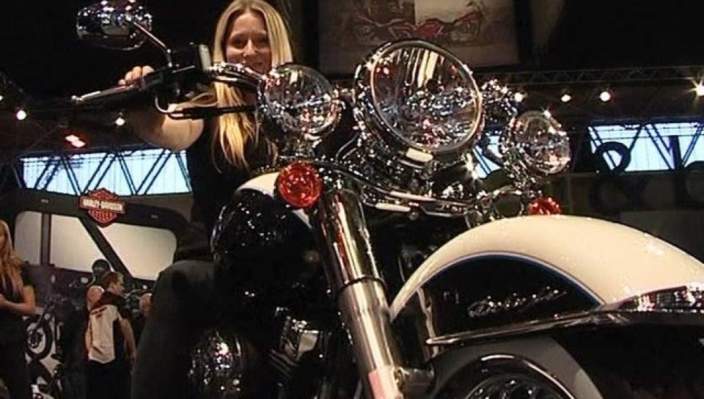 Salón Internacional de Motociclismo de Birmingham