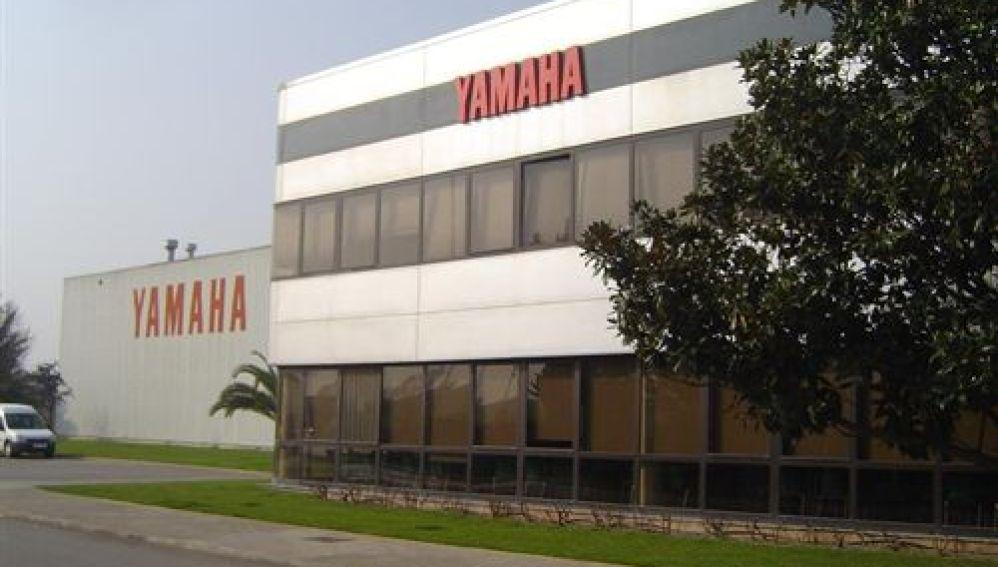 Planta de Yamaha Motor en Palau-solità i Plegamans