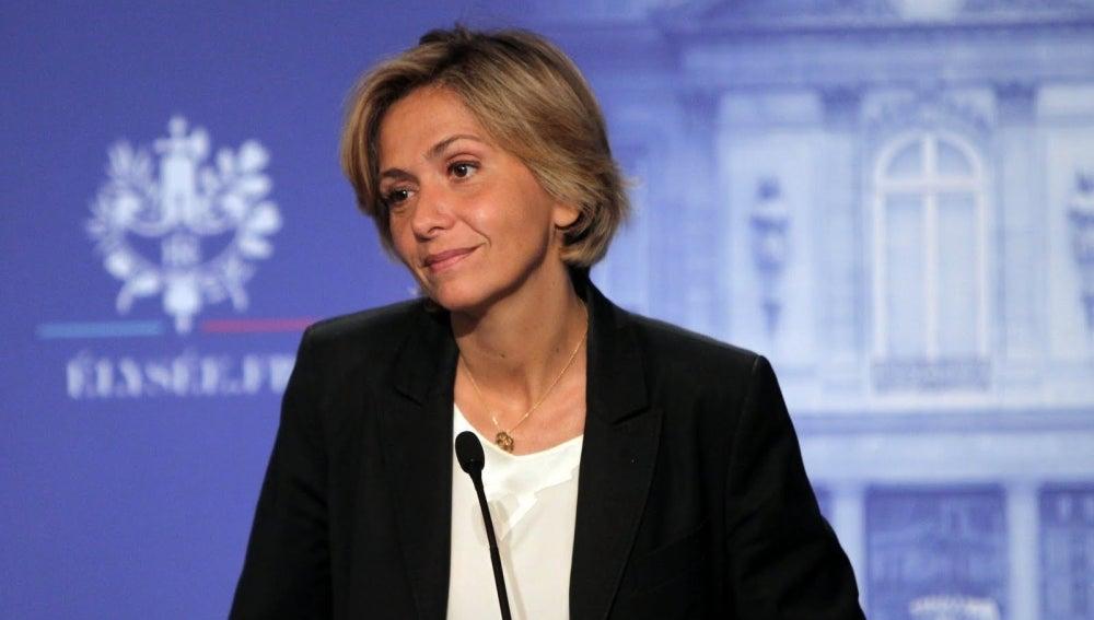 La ministra francesa de Presupuestos, Cuentas Públicas y Reforma del Estado, Valérie Pécresse