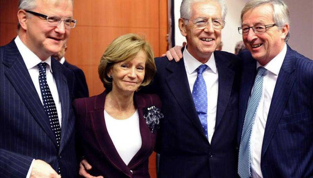 Cumbre de ministros de Finanzas de la zona euro