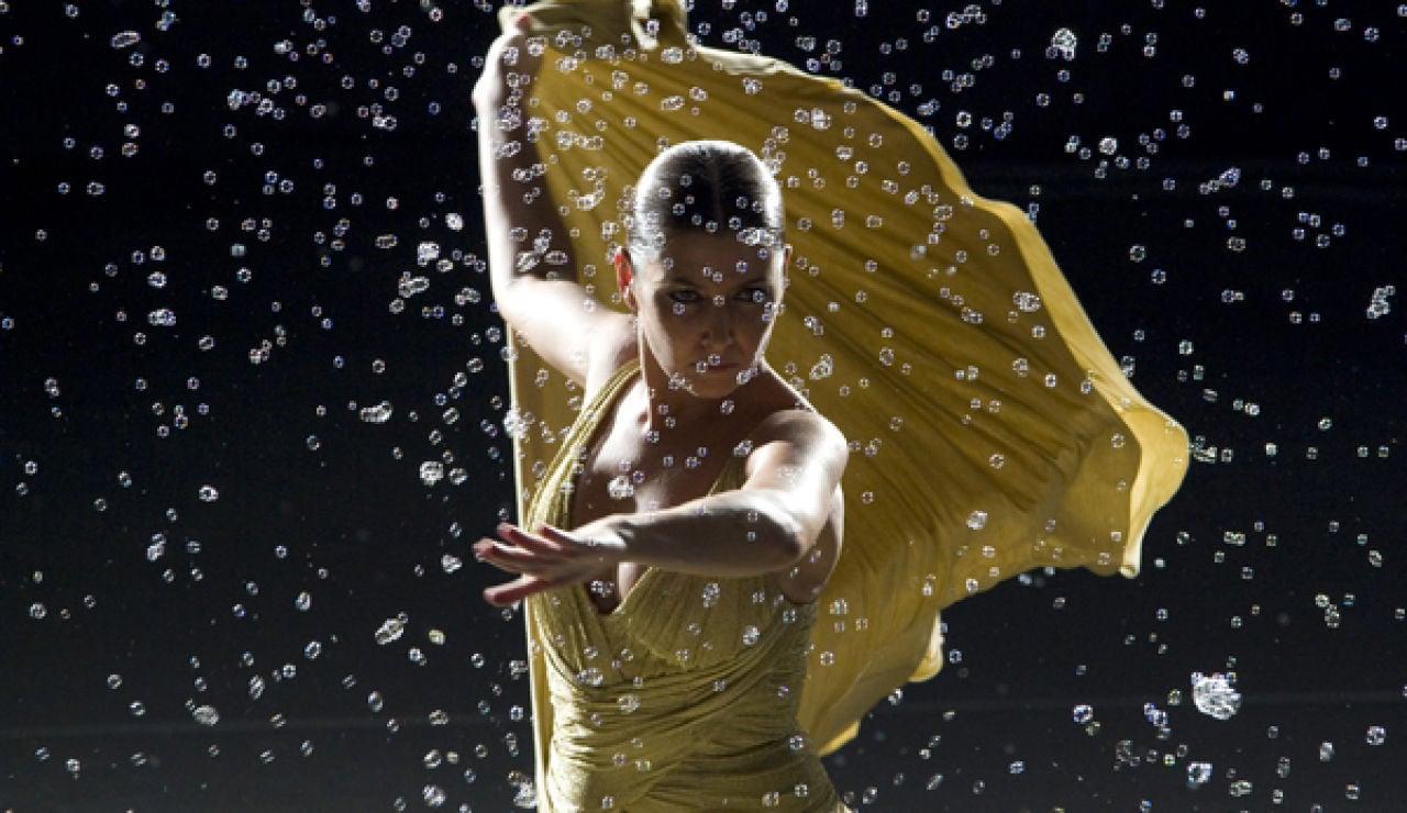 Sara Baras, burbuja flamenca de Freixenet