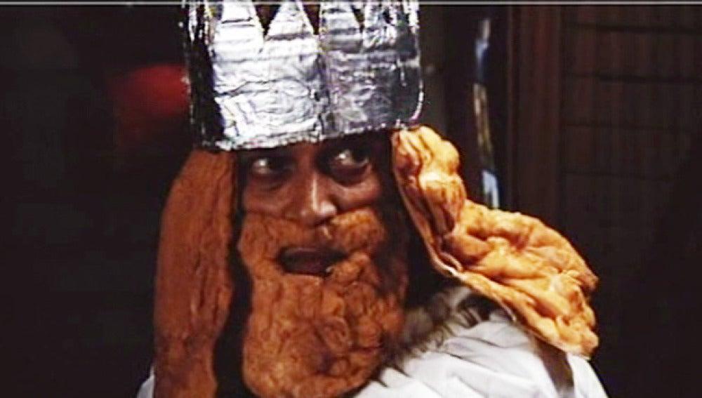 Julián es uno de los tres Reyes Magos