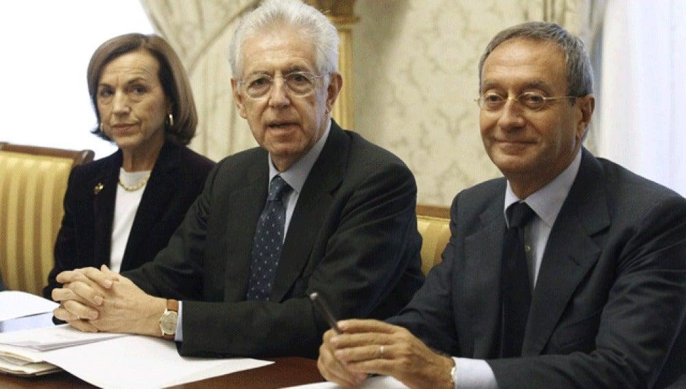 Monti aprueba el plan de ajuste