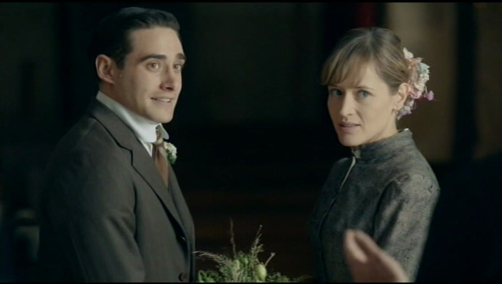 Andrés y Belén se casan