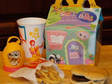 Happy Meal de McDonald's