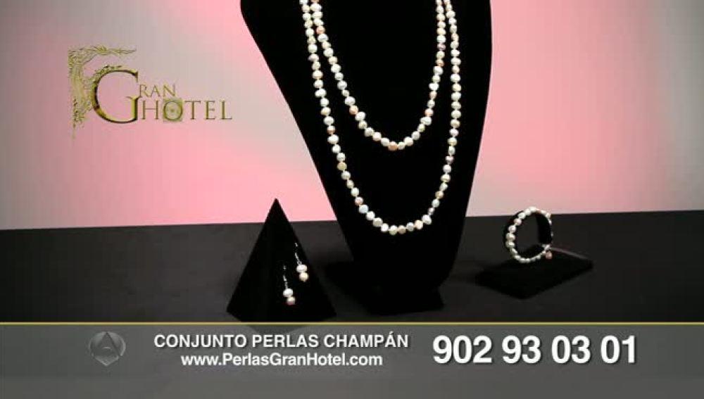 Las perlas de Gran Hotel