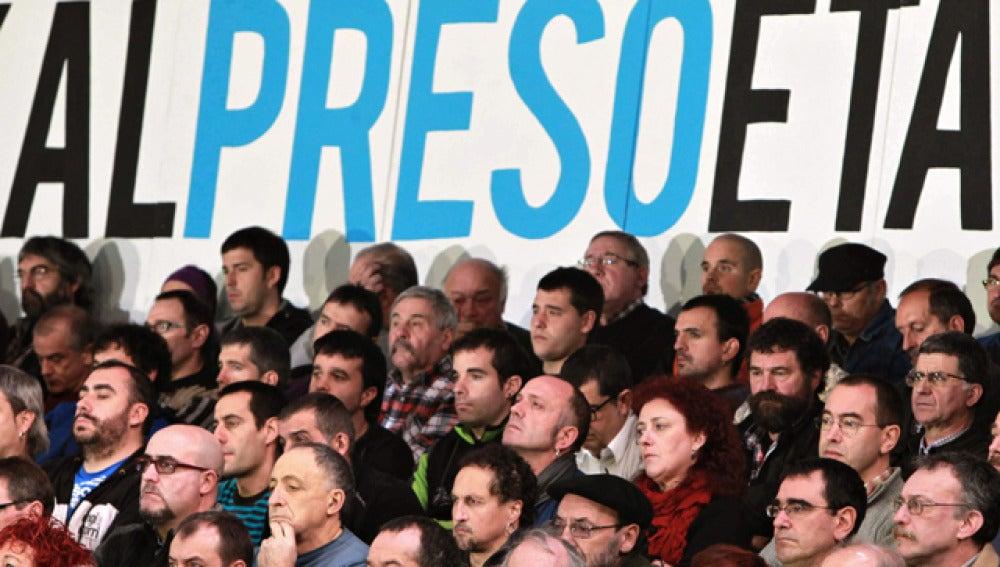 Decenas de expresos de ETA y la izquierda abertzale, en Azpeitia