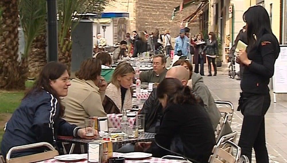 Los lugares turísticos no alcanzan la ocupación del año pasado