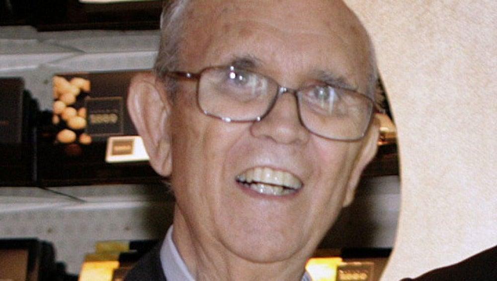 Juan Antonio Sirvent, presidente de la empresa propietaria de marcas como '1880' y 'El lobo'