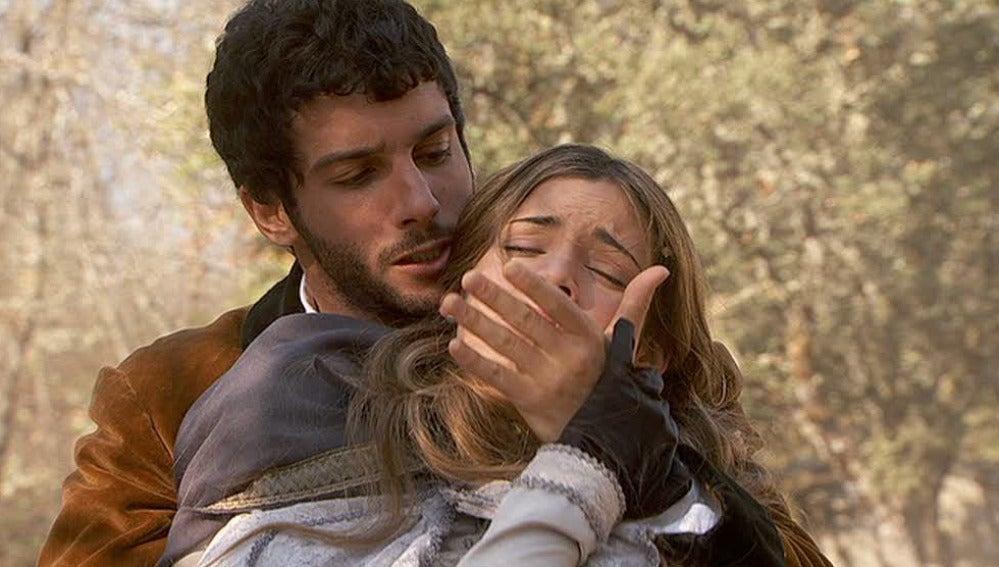 Juan secuestra a Soledad
