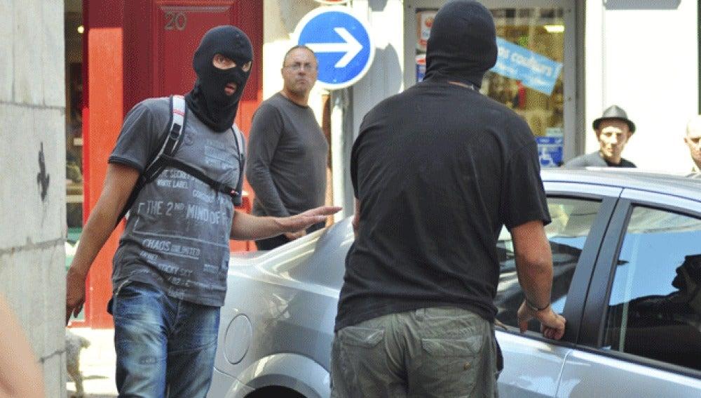 Detenidos dos etarras en el sur de Francia