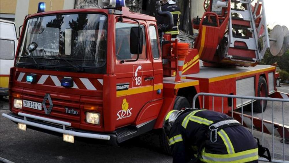 Seis muertos en el incendio de una residencia de ancianos en Marsella