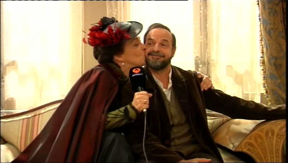 Entrevista a María Bouzas y Ramón Ibarra