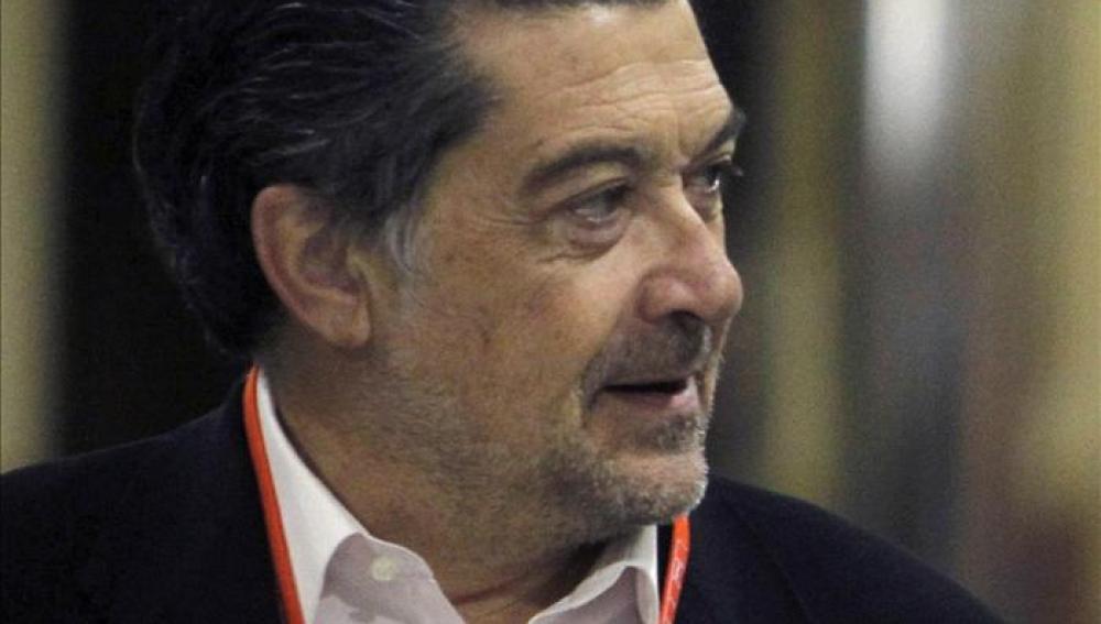 Javier Barrero miembro de la Mesa por el PSOE