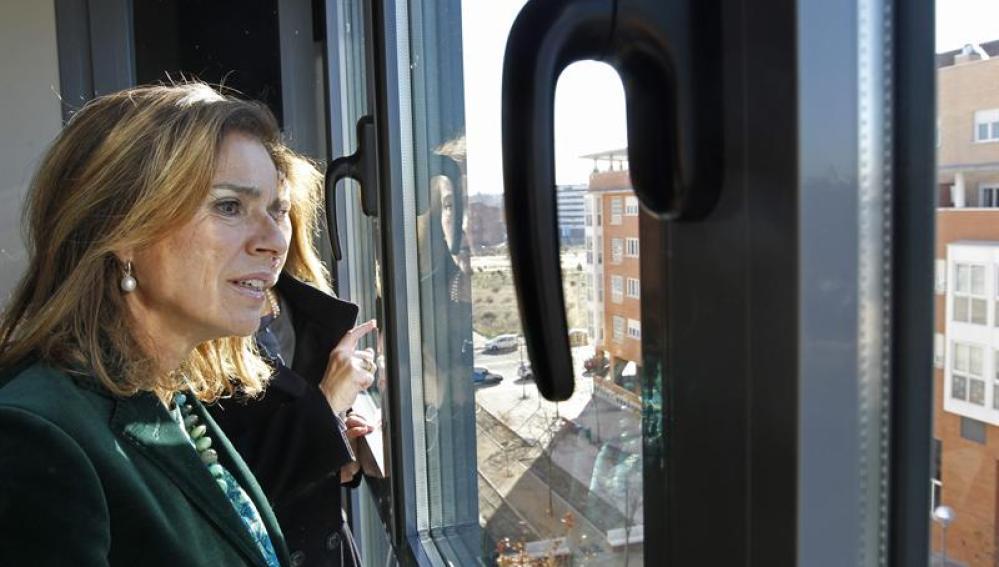 Ana Botella, alcaldesa de Madrid