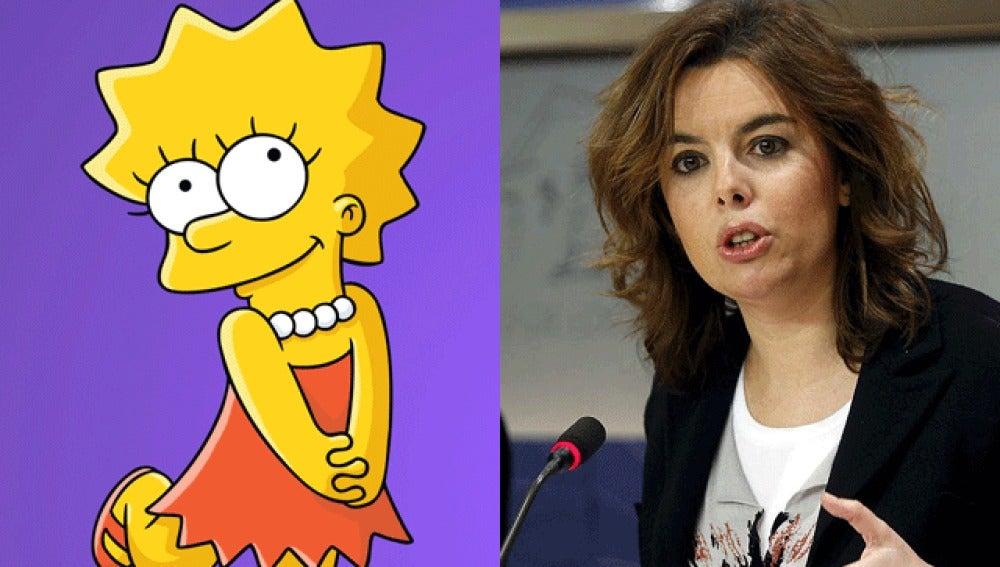 Soraya vs Lisa Simpson