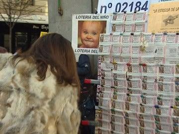 Comprando Lotería de El Niño