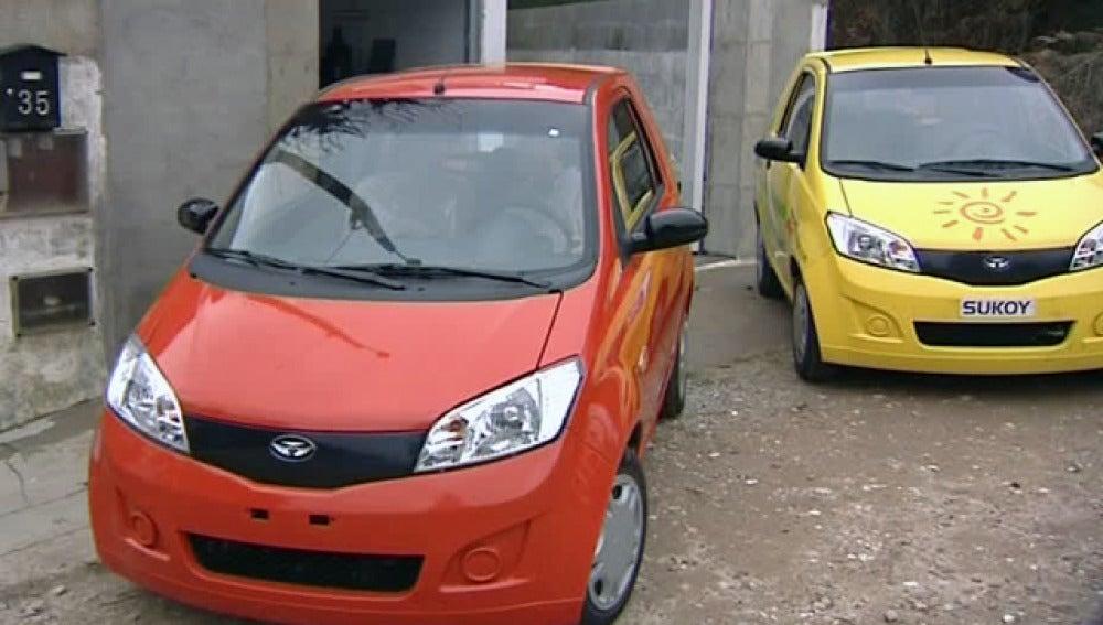 Una empresa gallega diseña un coche eléctrico sin carné