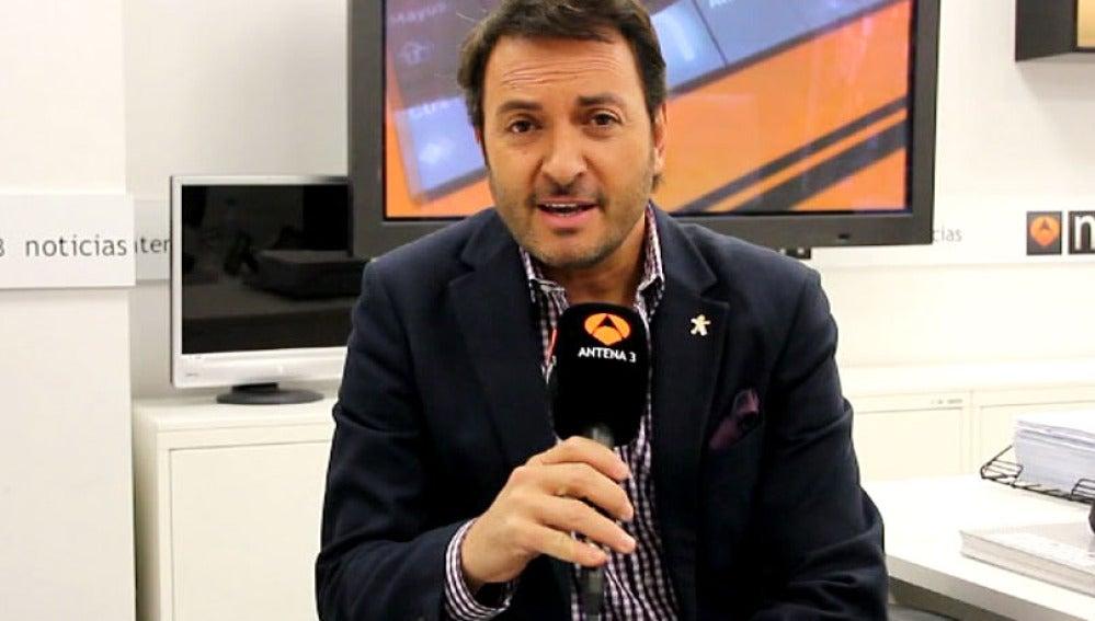 Albert Castillón, de Espejo Público