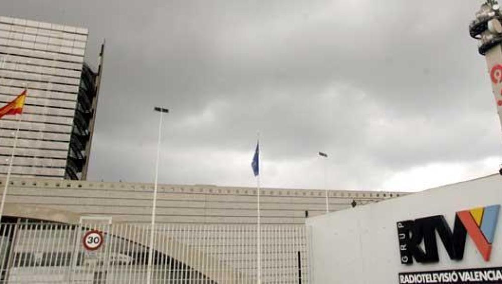 Sede de Canal 9 en Valencia