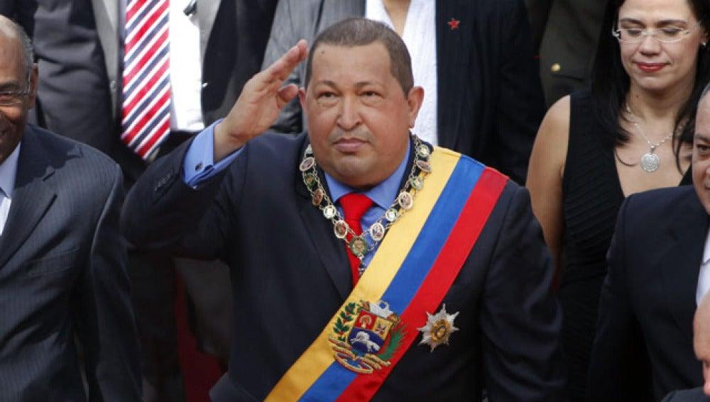 Chávez cree que Obama es una amenaza mundial