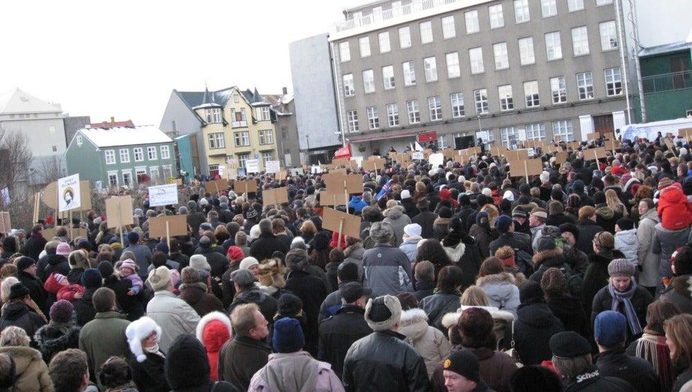 Islandia, el país que desafió a los mercados