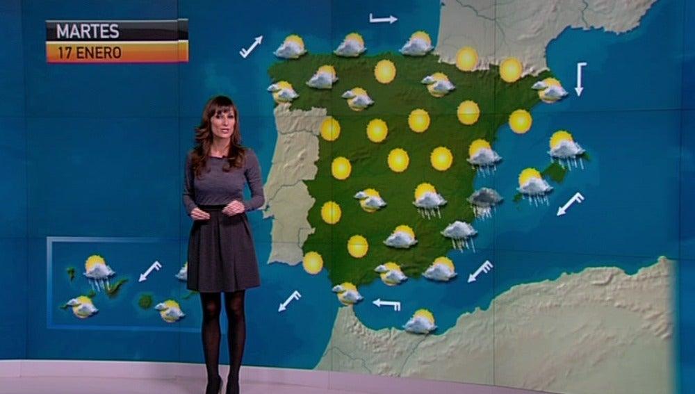 Tu tiempo (15-01-2012) Noche