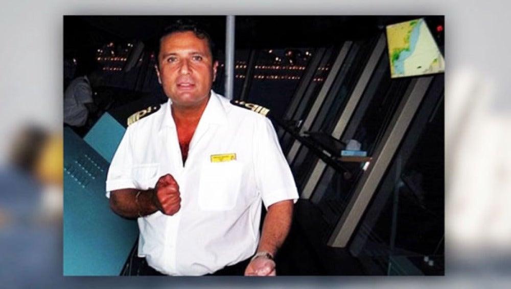 Capitán del Costa Concordia