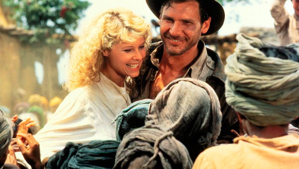 'Indiana Jones y el templo maldito' de George Lucas