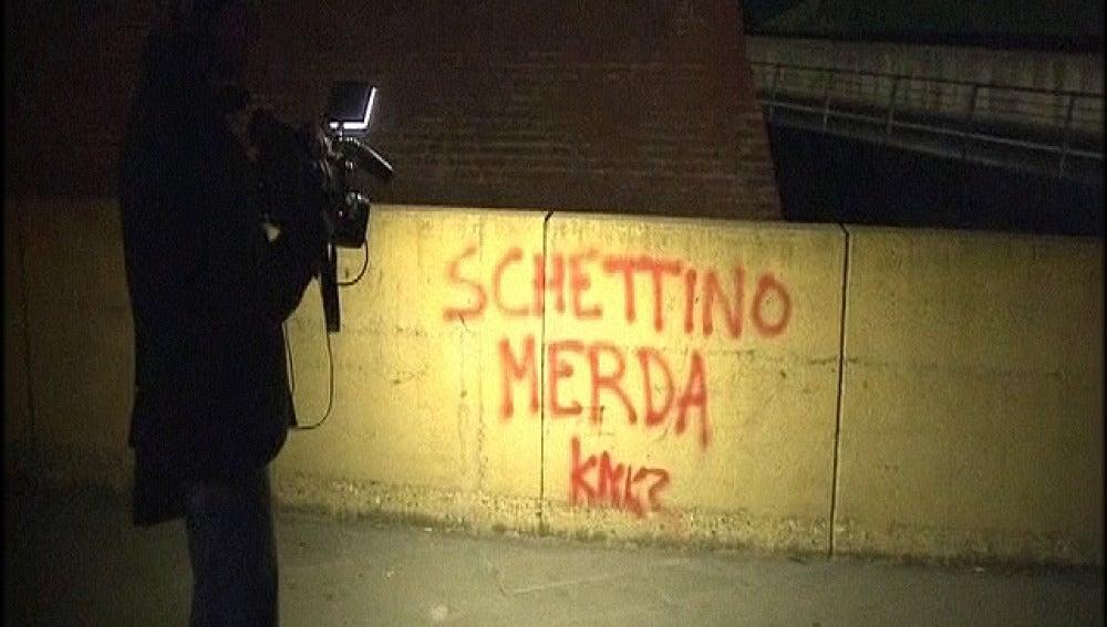 """Schettino, el """"hombre más odiado de Italia"""""""