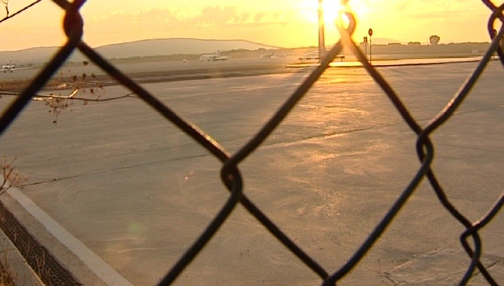 Aeropuertos fantasma en España
