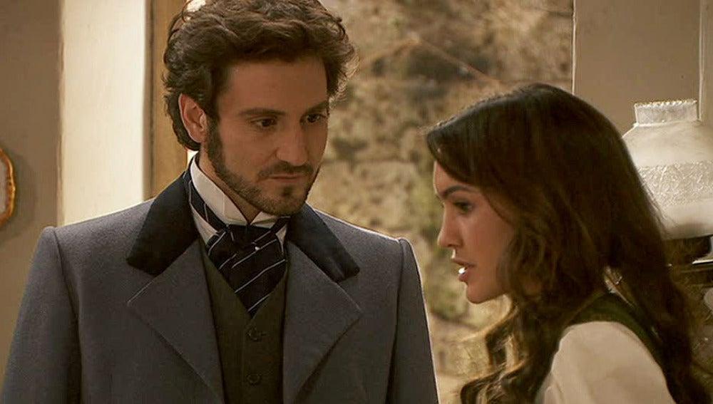 Pepa y Tristán presentarán a Efrén al pueblo