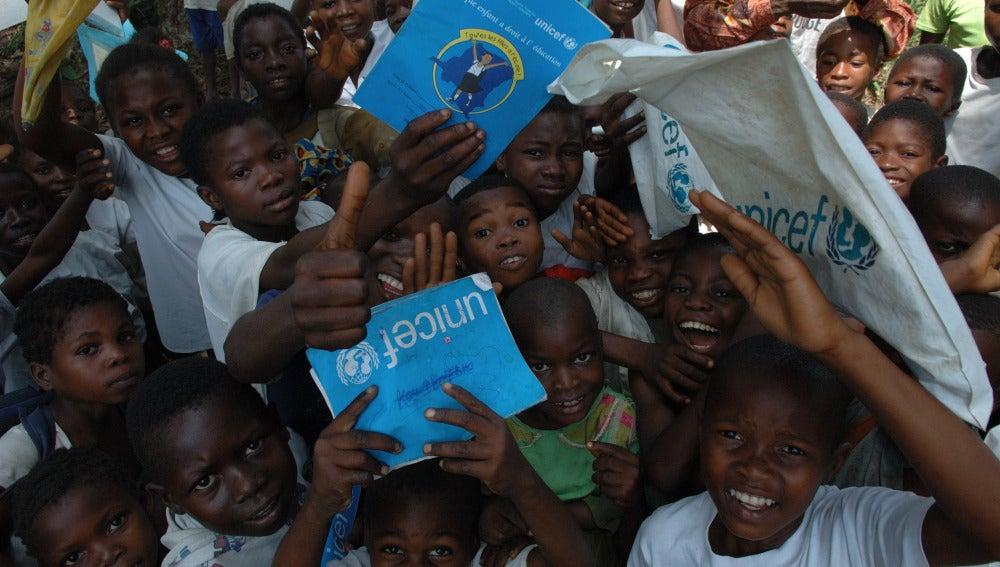 Planes de ayuda de Unicef