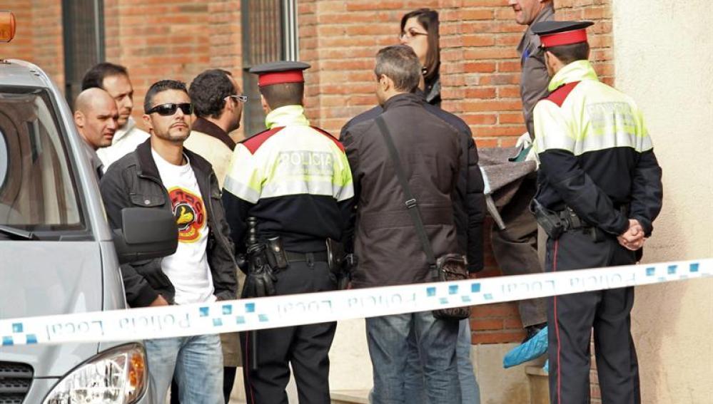 Una mujer fue hallada muerta en su vivienda en Granollers