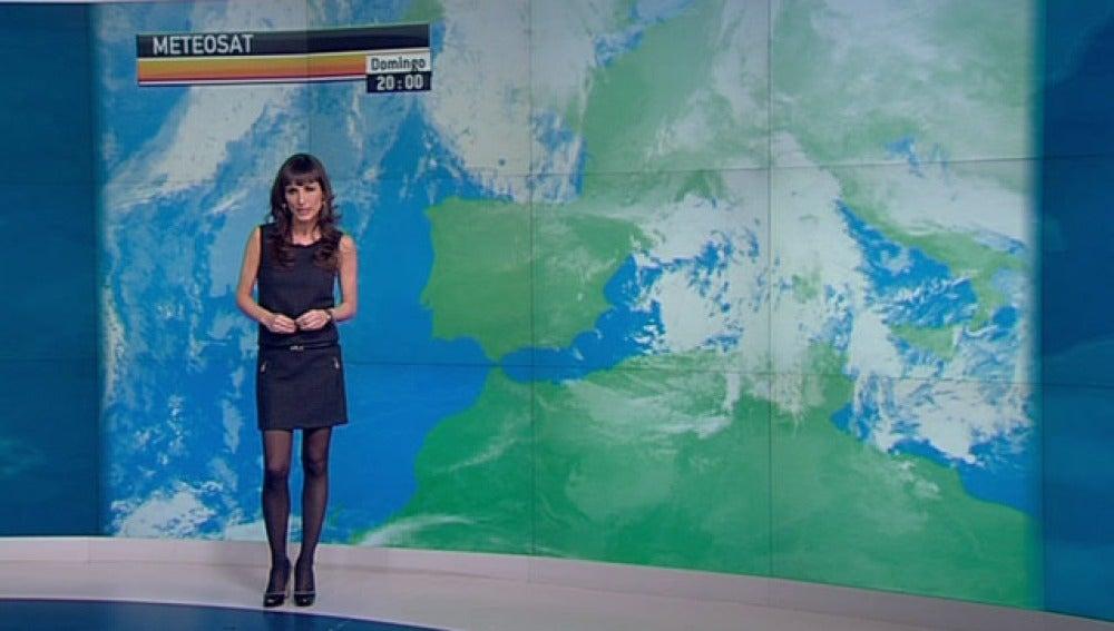La Previsión del tiempo (29/01/2012) noche