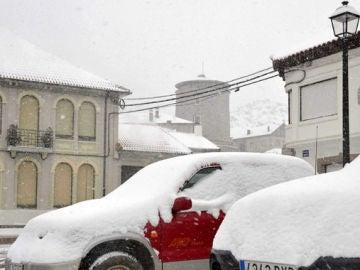 Ola de frío en León