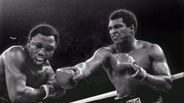 Muhammad Ali contra Joe Frazier