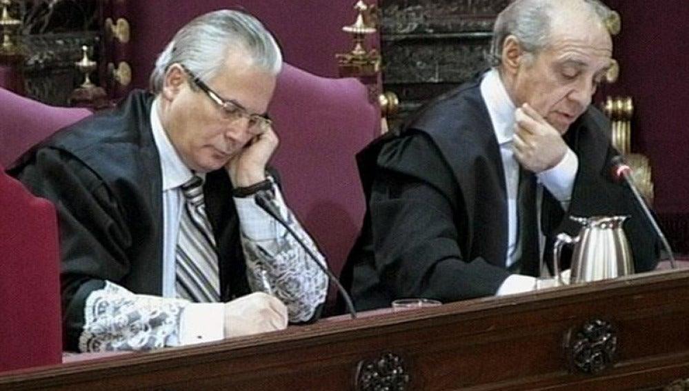 Imagen del juez Baltasar Garzón