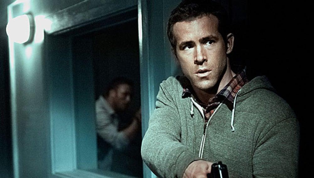 Ryan Reynolds en 'El Invitado'