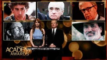 Los nominados a mejor director