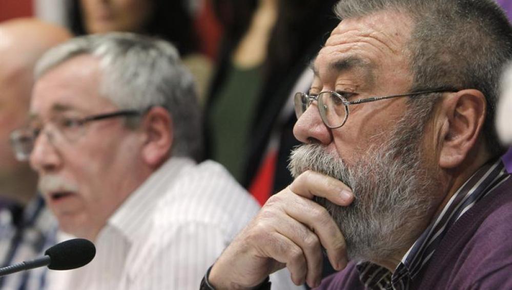 """Los sindicatos esperarán """"la respuesta del Gobierno"""" antes de decidir sobre la huelga"""