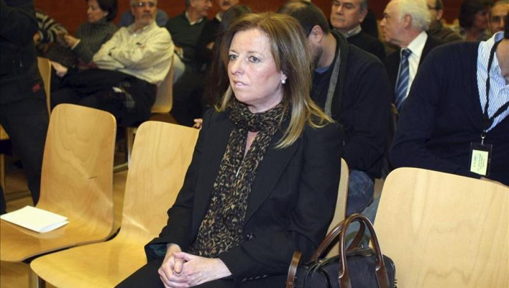 María Dolores Amorós, exdirectora de la CAM