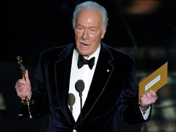Christopher Plummer, mejor actor de reparto