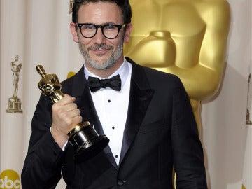 Michel Hazanavicius, mejor director por 'The Artist'